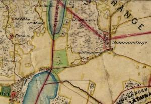 Karta från 1860